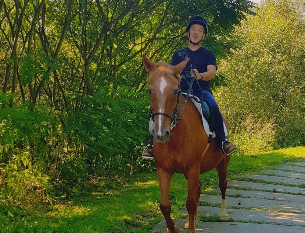 Podjęcie współpracy z Ośrodkiem Jeździeckim Dolina Koni