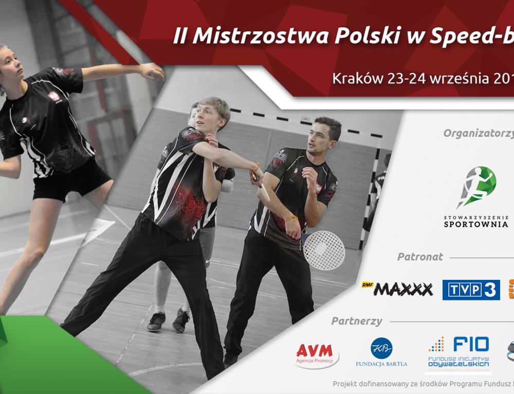 Rakiety i piłki w ruch! Wspieramy Polską Reprezentację w Speed Ball-u!