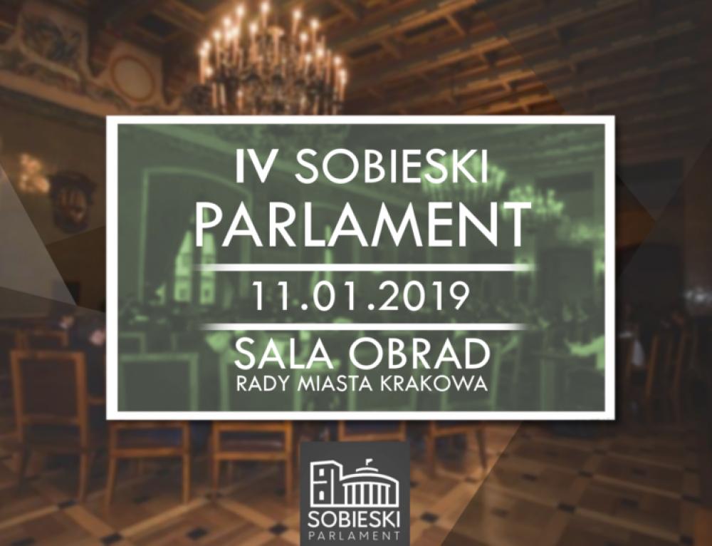 IV SOBIESKI PARLAMENT