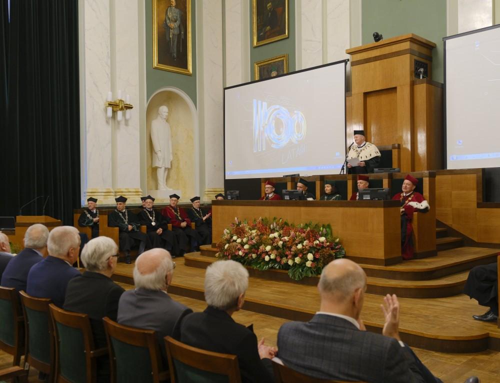 Święto Nauk Ścisłych AGH 2019 – Dni prof. Antoniego Hoborskiego